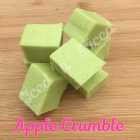 Apple Crumble Fudge Pieces