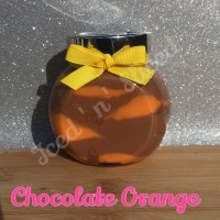 Chocolate Orange little pot of fudge