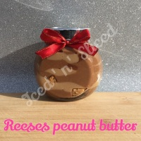 Reeses peanut butter little pot of fudge