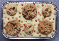 Cookie Lover fudge tray
