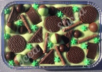 Mint Madness Fudge Tray