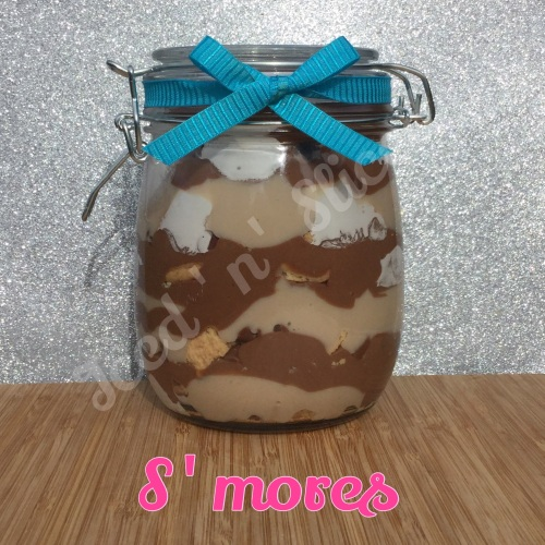 S'mores Giant pot of Fudge