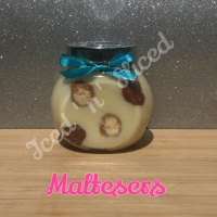 Maltesers little pot of fudge