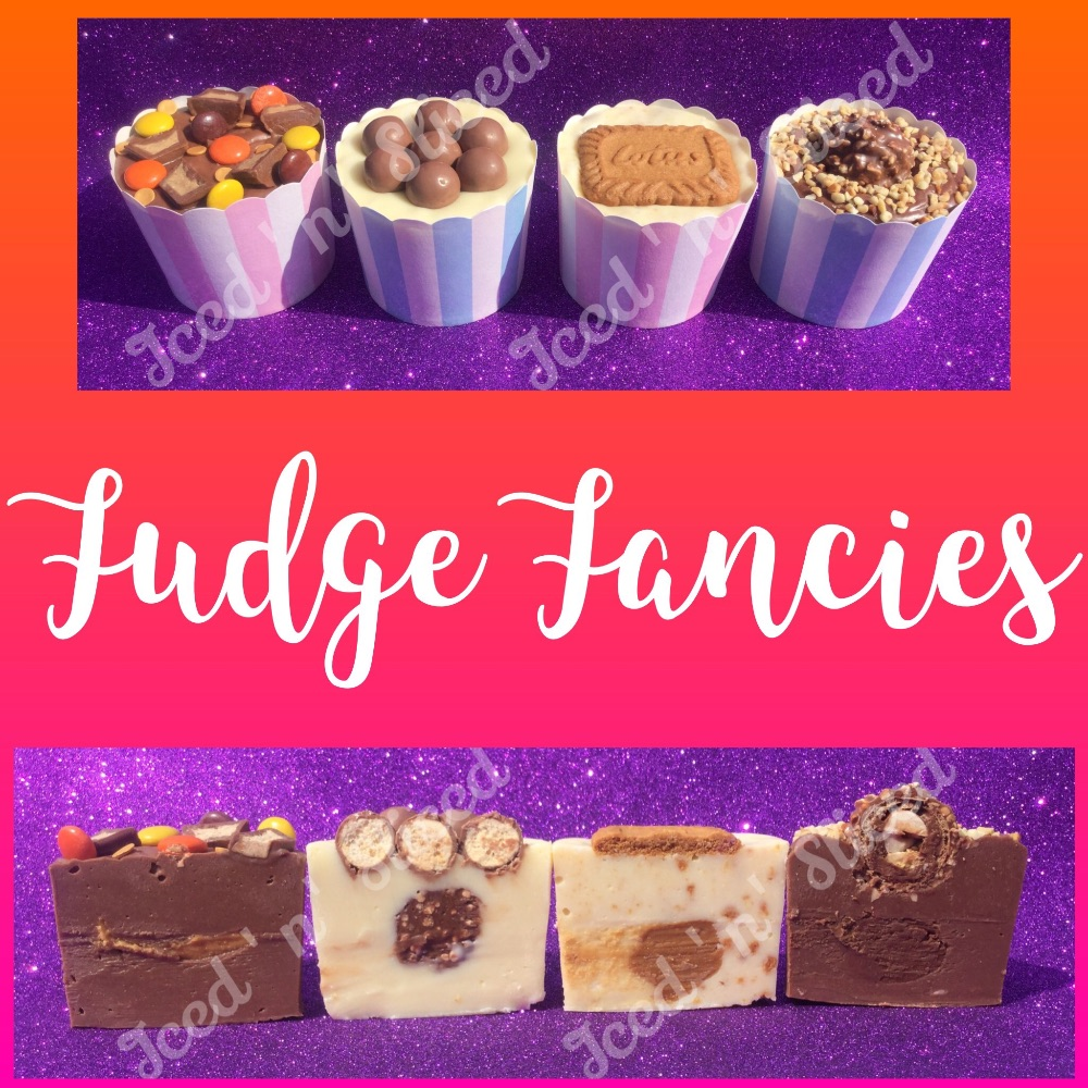 Fudge Fancies