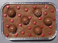 Lindor Milk Fudge Tray