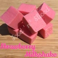 Strawberry Milkshake fudge pieces