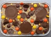 Reeses Fudge Tray