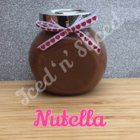 Nutella little pot of fudge