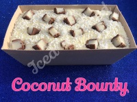 Coconut Bounty giant fudge loaf