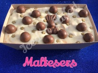 Maltesers giant fudge loaf