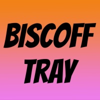 NEW TRAY - Biscoff