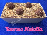Ferrero Nutella giant fudge loaf