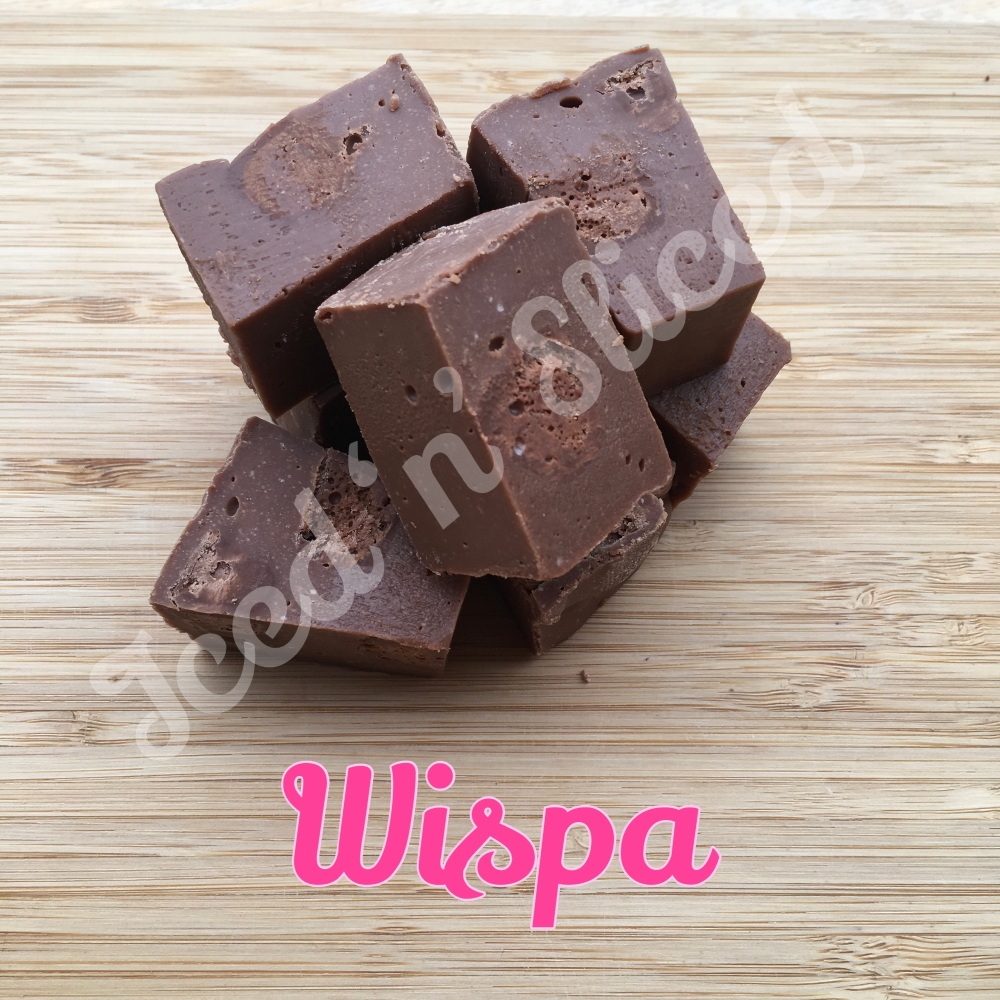 Wispa fudge pieces