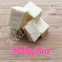 MilkyBar fudge pieces