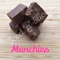 Munchies fudge pieces