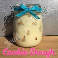 Cookie Dough giant pot of fudge