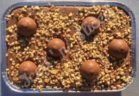 CLEARANCE - Lindor Hazelnut fudge tray
