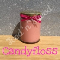 Candyfloss little pot of fudge