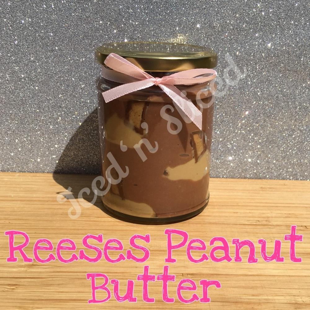 Reeses Peanut Butter little pot of fudge