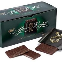 NEW After Eight mini fudge loaf