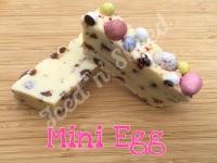 Mini Egg mini fudge loaf
