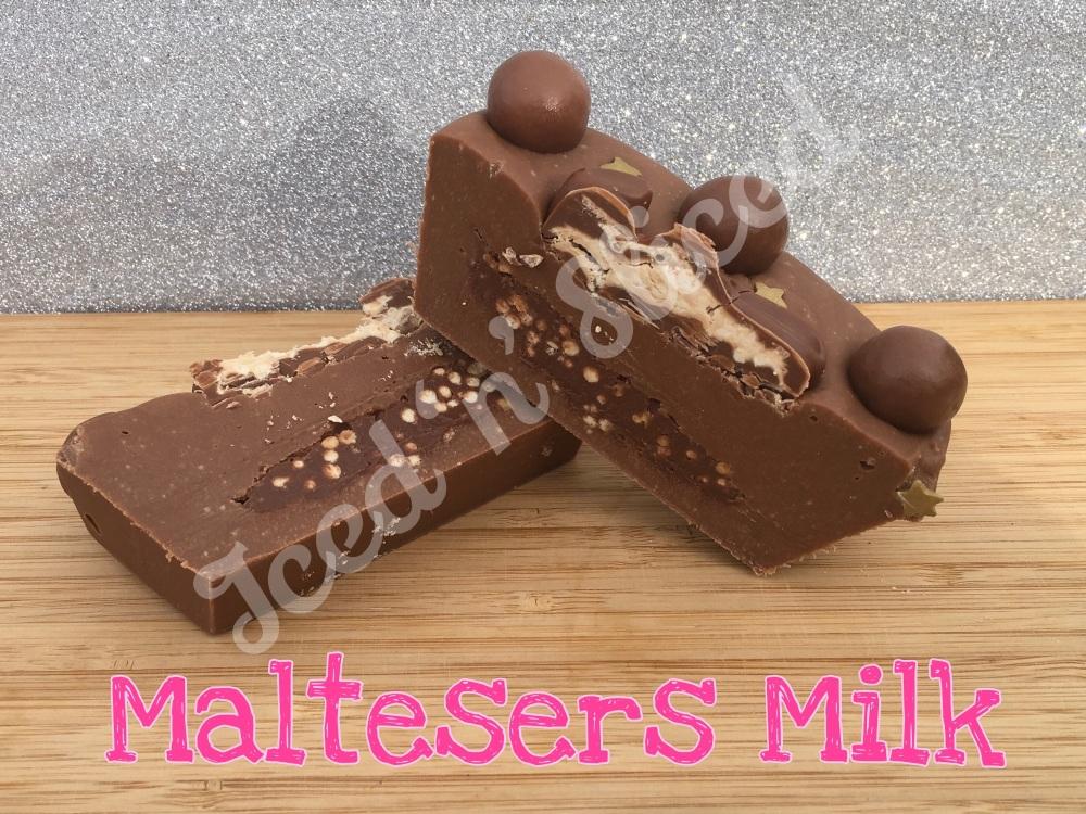 NEW Maltesers Milk mini fudge loaf
