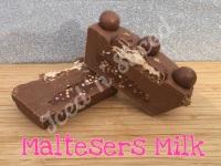 Maltesers Milk mini fudge loaf