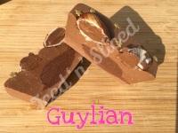 Guylian mini fudge loaf