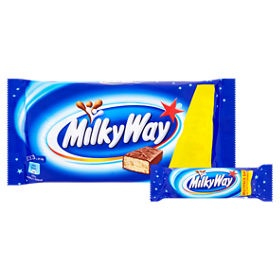 NEW Milkyway fudge cup