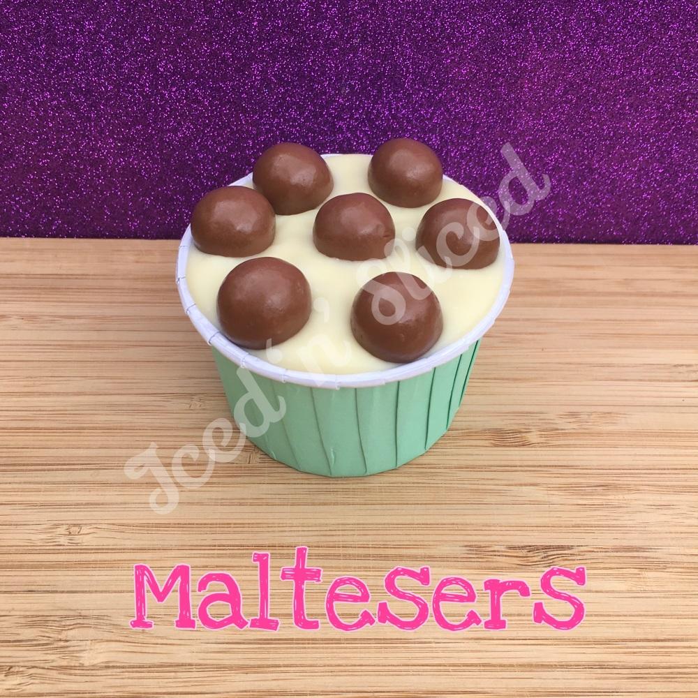 NEW Maltesers fudge cup
