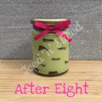 After Eight little pot of fudge