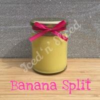 Banana Split little pot of fudge