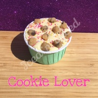 Cookie Lover fudge cup