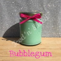 Bubblegum little pot of fudge