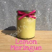 Lemon Meringue little pot of fudge
