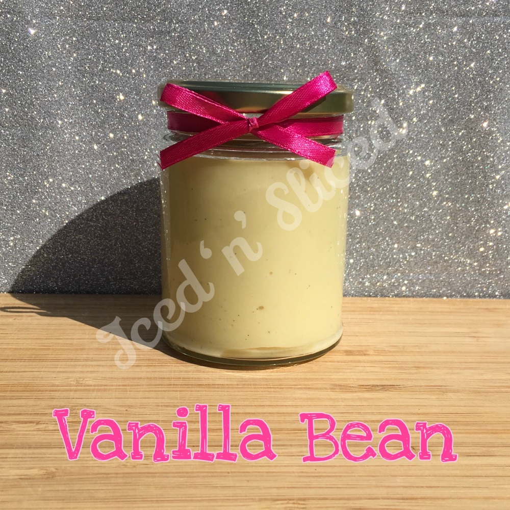 NEW JAR - Vanilla Bean little pot of fudge