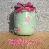 Bubblegum giant pot of fudge