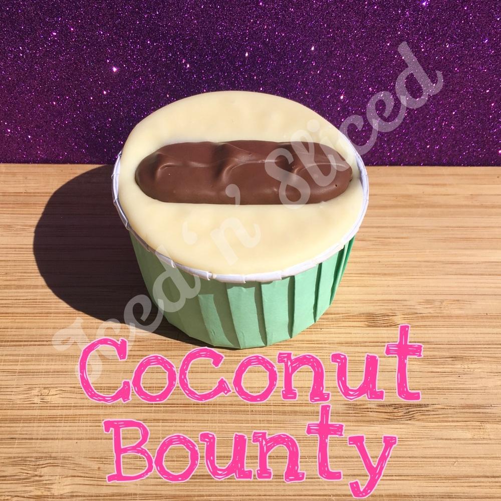 NEW Coconut Bounty Fudge Cup