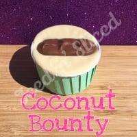 Coconut Bounty Fudge Cup