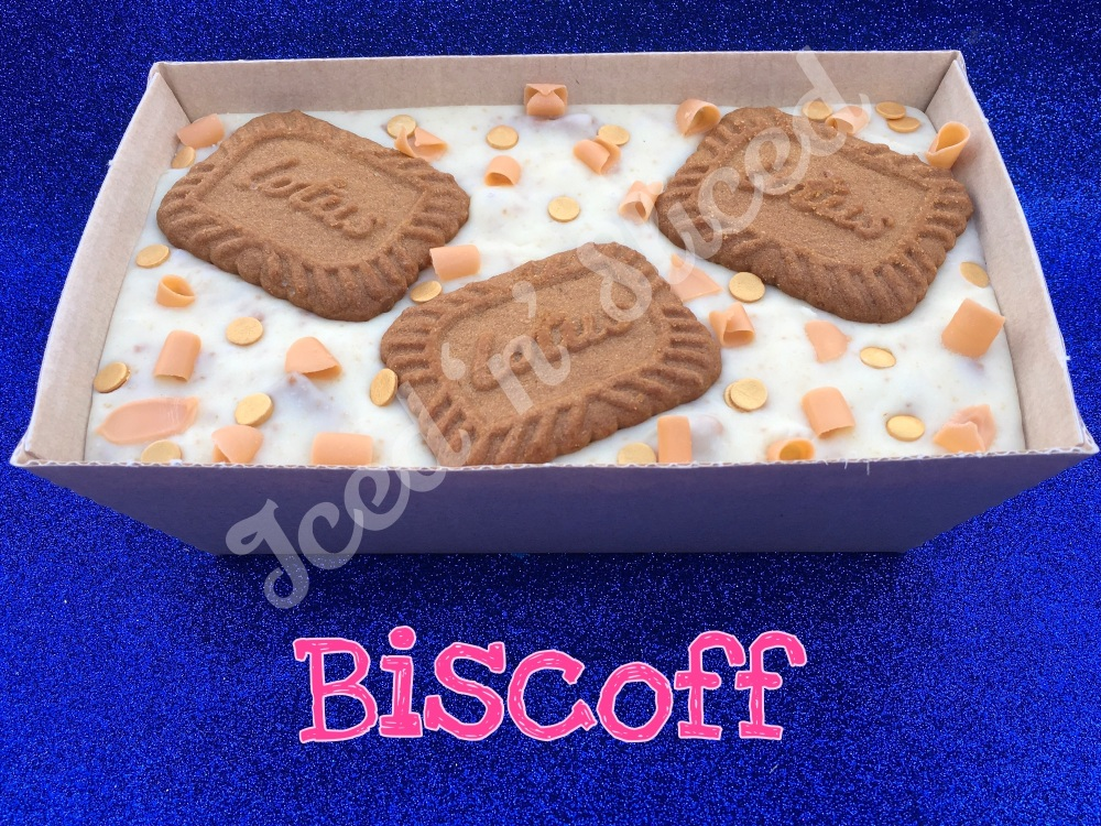 NEW LOAF - Biscoff