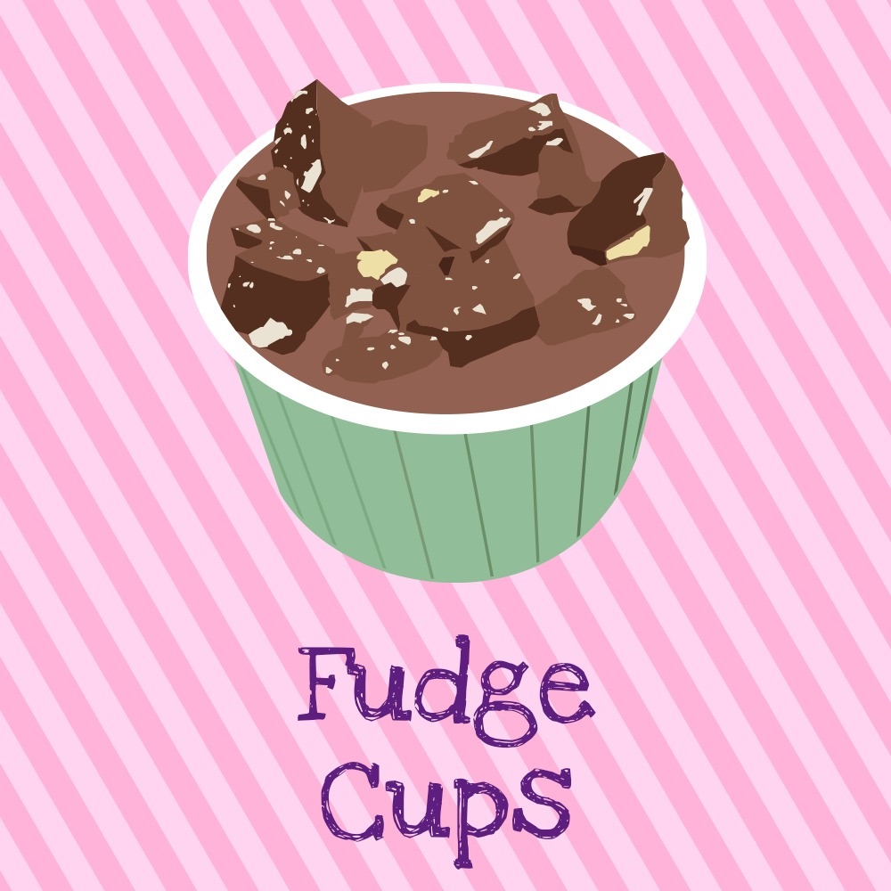 Fudge Cups