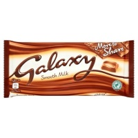 NEW Galaxy Lover giant pot of fudge
