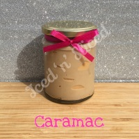Caramac little pot of fudge