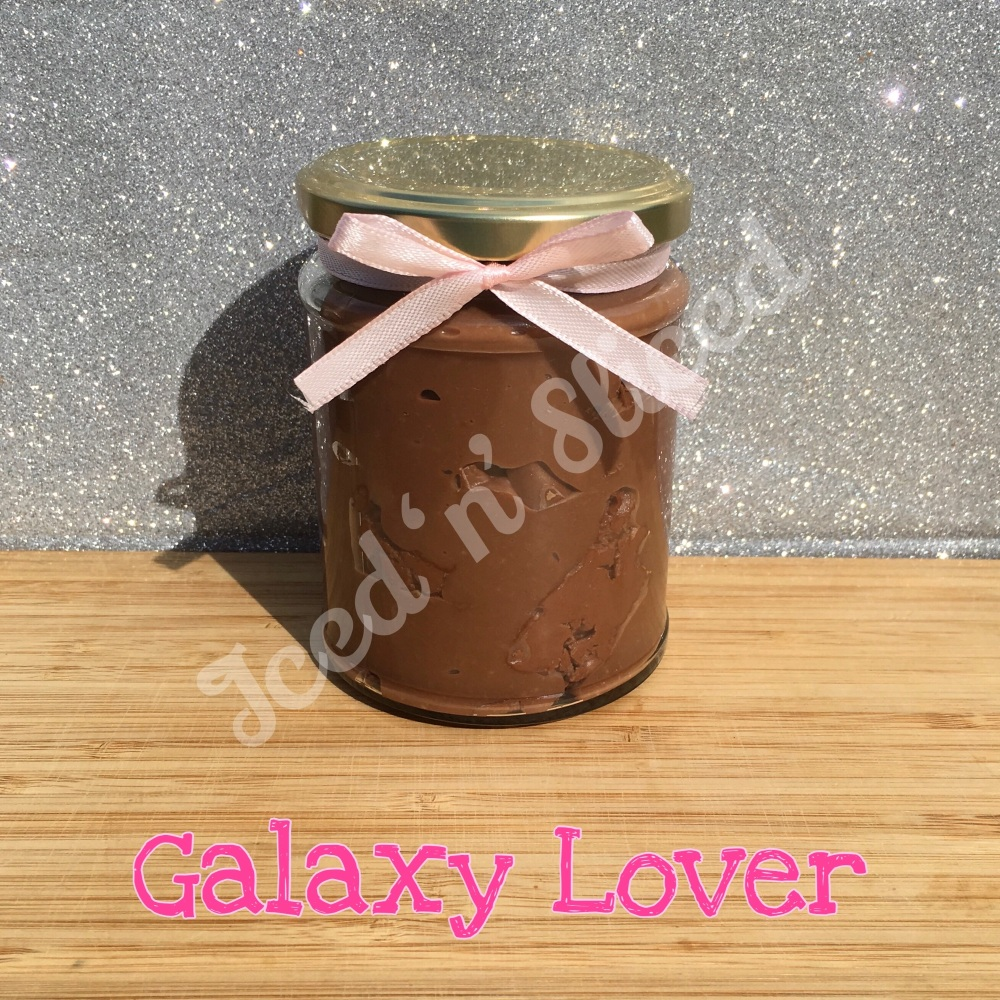NEW Galaxy Lover little pot of fudge