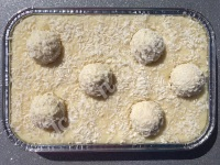 Coconut Raffaelo Fudge Tray