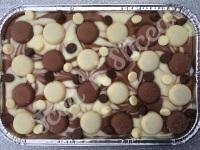Milkybar Mixups fudge tray