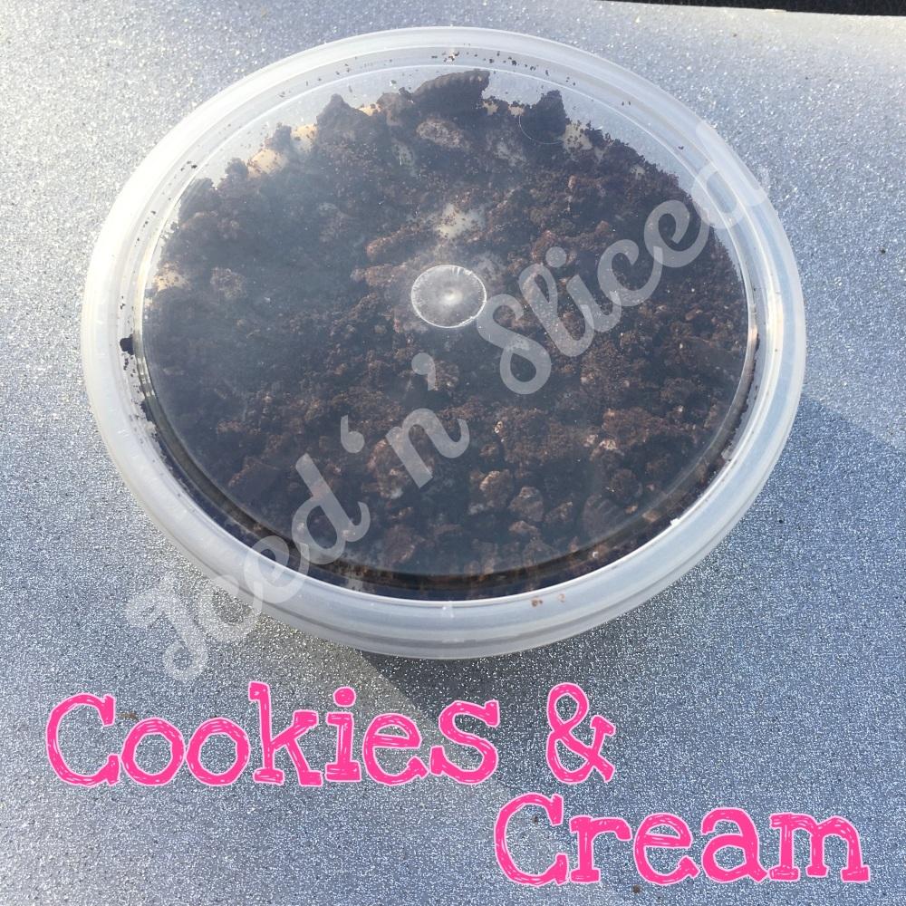 NEW Cookies & Cream FudgePod