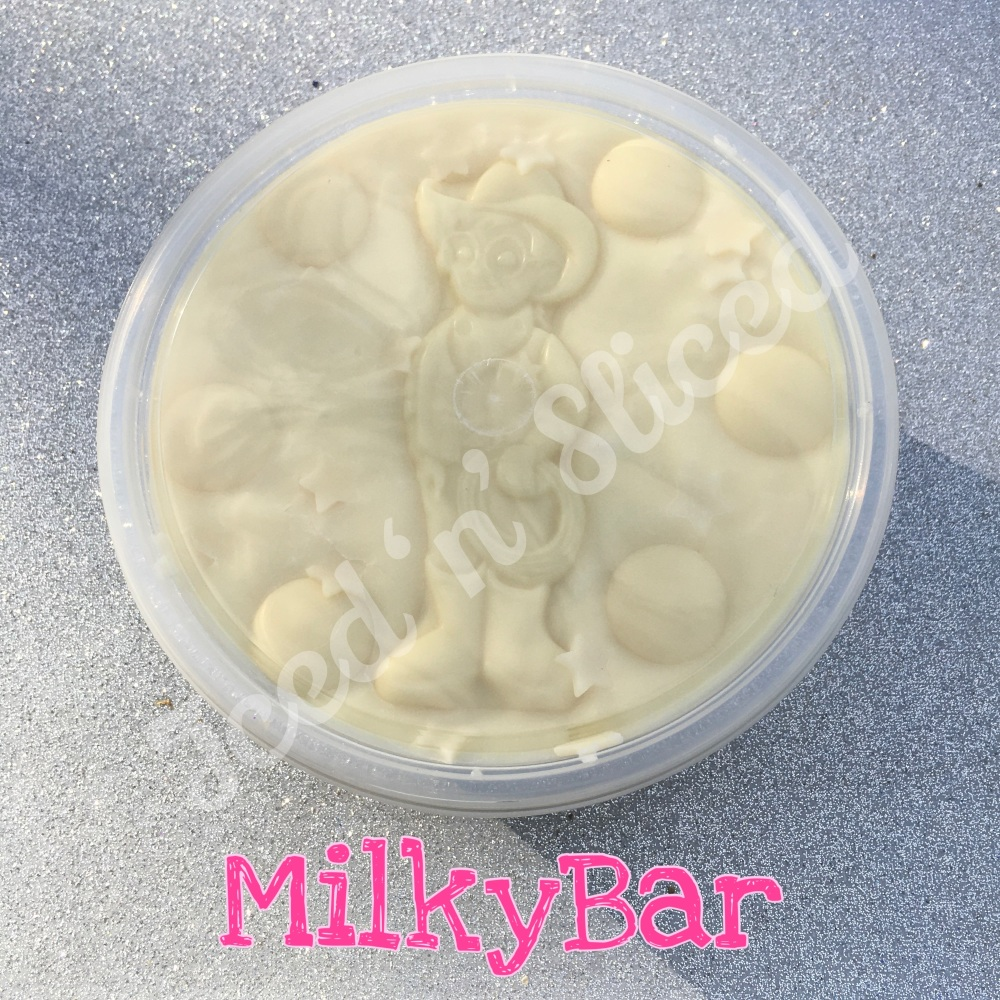 NEW MilkyBar FudgePod