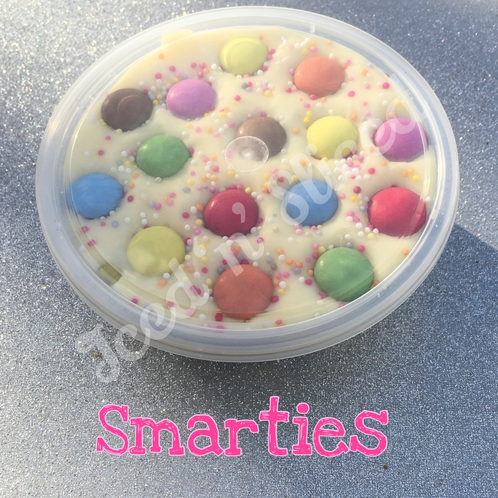NEW Smarties FudgePod