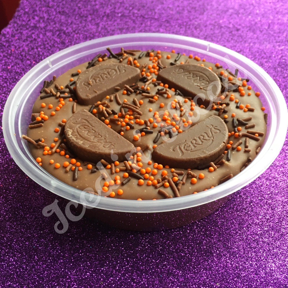 NEW Chocolate Orange FudgePod